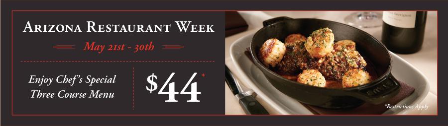Arizona Restaurant Week 2021